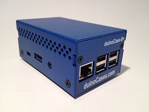 Now you can get a duinoCase-B+ for your Raspberry Pi B+ and Raspberry Pi 2!!